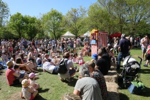 May Fayre 2019 @ Swaines Green