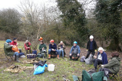 Conservation working party